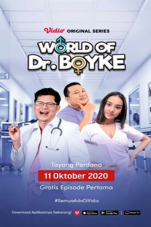 Worlds Of Dr.Boyke (2020)